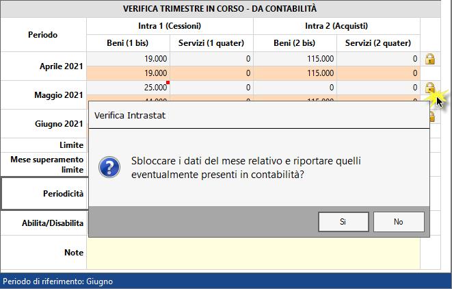 Intra: abilitazioni periodi non congrua: sblocca dati mese