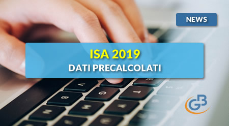 News - ISA 2019: gestione dei dati precalcolati