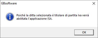 ISA - Indici sintetici di affidabilità fiscale 2020: disponibile applicazione - messaggio abilitazione automatica applicazione ISA