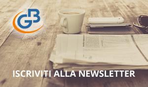 Iscrizione al servizio newsletter