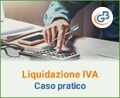 Liquidazione Iva contabilità separate: caso pratico
