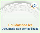 Liquidazione iva: documenti non contabilizzati
