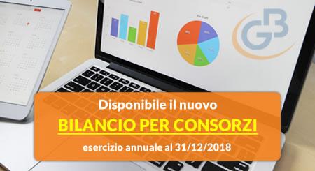 Nuovo software Bilancio per Consorzi