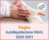 Paghe: Autoliquidazione INAIL 2020-2021