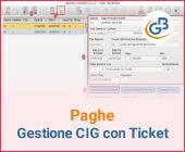 Paghe GB: Caso pratico – Gestione CIG con Ticket