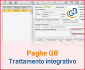Paghe GB: Trattamento Integrativo dei redditi di lavoro dipendente e assimilati