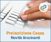 Preiscrizione Cassa Commercialisti: quali novità al vaglio per i tirocinanti?