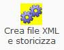 Crea file XML e storicizza