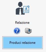 Controllo di Gestione: Relazioni con loghi - Produci relazione