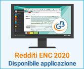 Redditi Enti non Commerciali 2020: disponibile applicazione