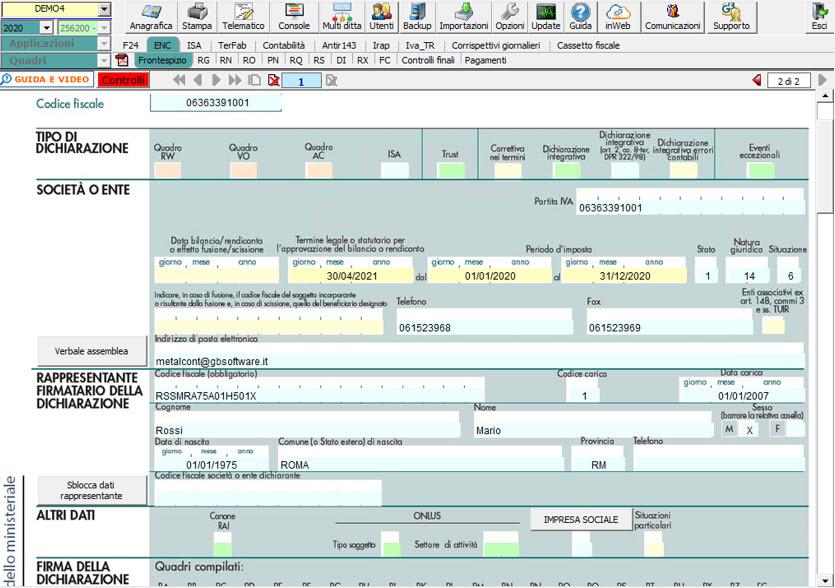 Redditi Enti non Commerciali 2021: disponibile applicazione: applicazione enti non commerciali