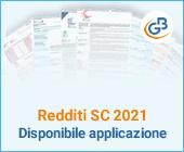 Redditi Società di Capitali 2021: disponibile applicazione