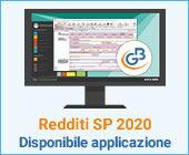 Redditi Società di Persone 2020: disponibile applicazione