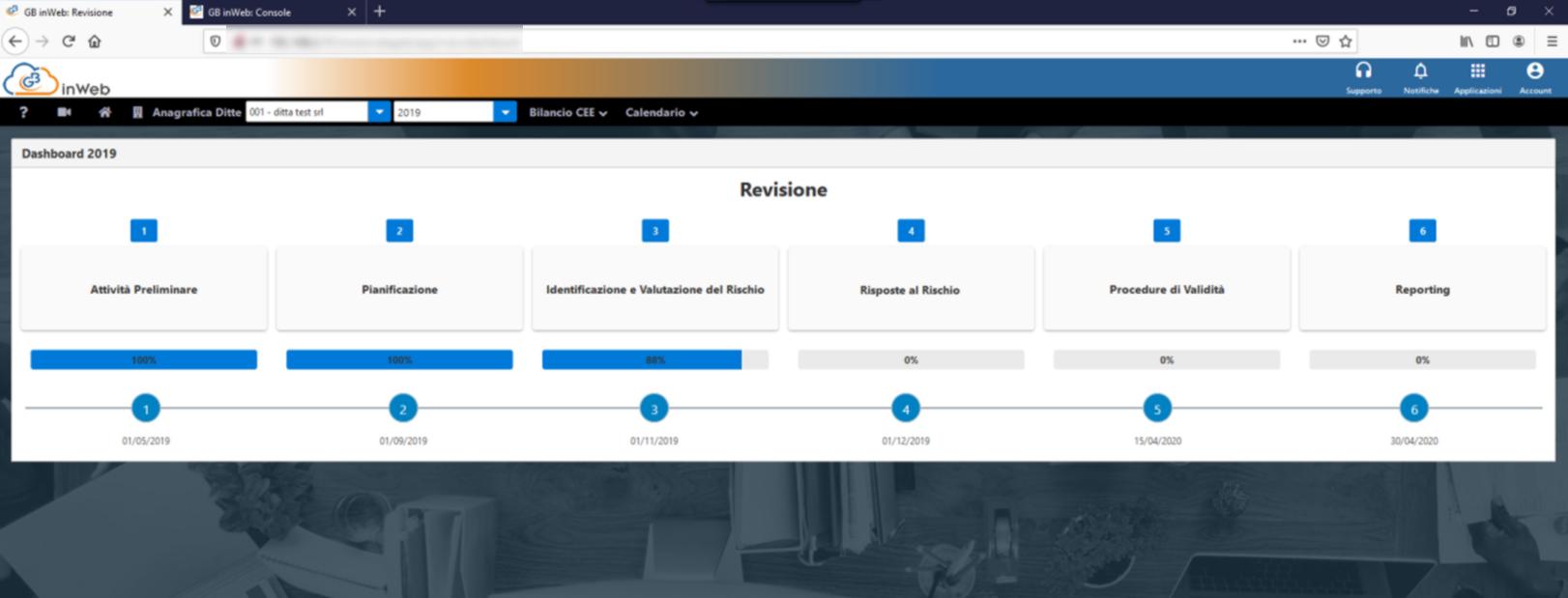 Revisione legale: anticipazioni nuovo modulo web - Carte di lavoro da compilare per il revisore