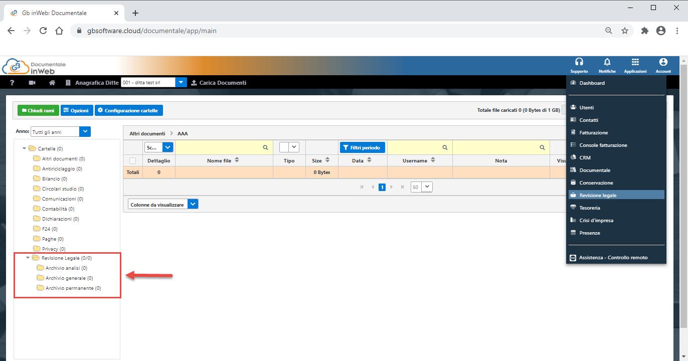 Revisione legale: anticipazioni nuovo modulo web - Condivisione dati propri clienti