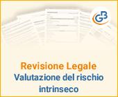 Revisione legale: valutazione del rischio intrinseco