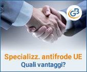Specializzazione antifrode UE: quali vantaggi per i commercialisti