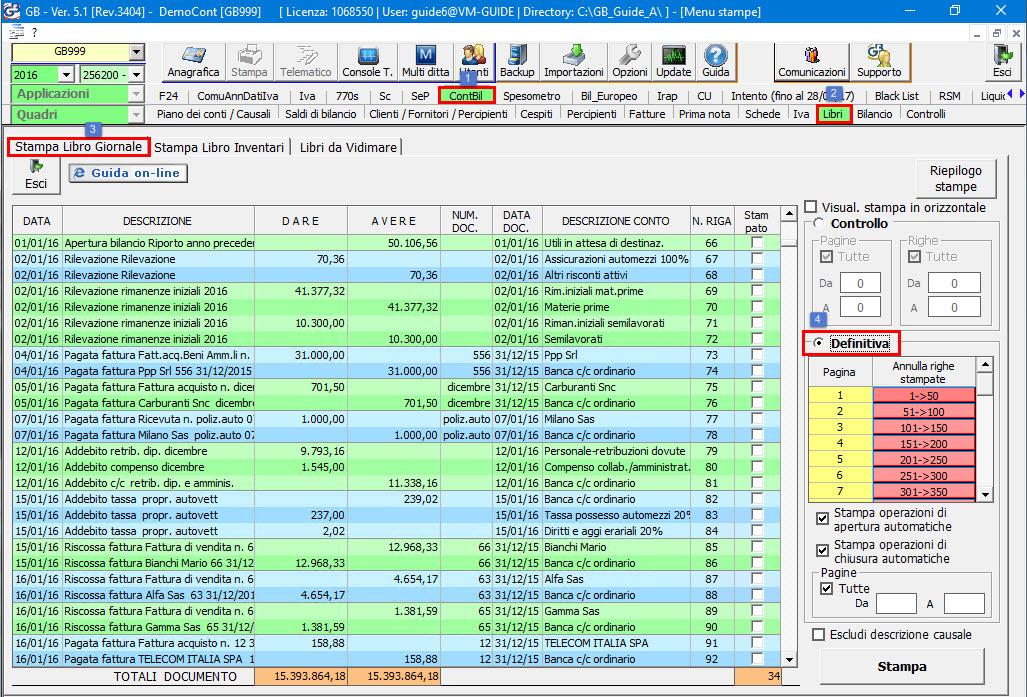 7cfbcd30b9 Stampa registri e conservazione: termini invariati - INTEGRATO GB